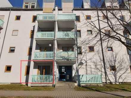 Moderne Eigentumswohnung am Stadtrand von Annaberg-Buchholz