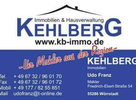 Kehlberg Immobilien - Ihr Makler aus der Region seit 1989 - Gartenwohnung in Partenheim