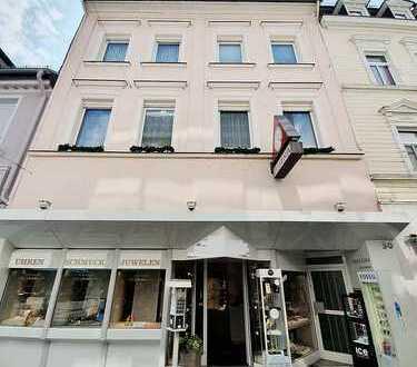 Bingen-Stadt – Wohn- und Geschäftshaus in bester Fußgängerzonenlage!