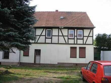 Schönes Grundstück mit Haus in Mansfeld-Südharz (Kreis), Holdenstedt