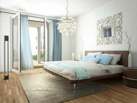 Modernste Ausstattung für höchste Ansprüche! Großzügige 3-Zimmer-Wohnung mit Tageslichtbad & Balkon