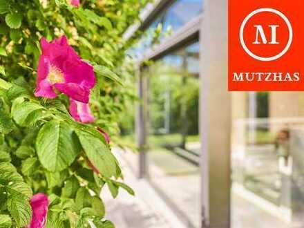 MUTZHAS - Modern und Ruhig mit überraschend viel Platz!