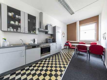 Giessen Europaviertel - 200 m2 solides Büro - mit Erweiterungsmöglichkeiten