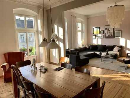 Exklusive, voll möblierte 5-Zimmer-Wohnung zur Zwischenmiete in Kreuzberg, Berlin