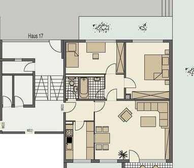 3-Zimmer mit Terrasse - frei nach Absprache!!