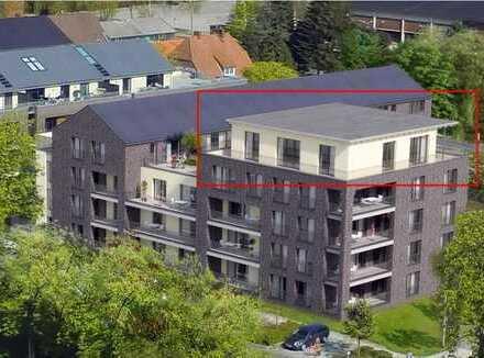 Leer: Neubau-Penthouse-Eigentumswohnung in Top Lage, Nähe Altstadt und Hafen