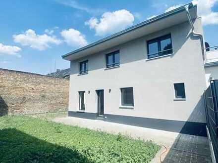 Absolute Rarität! Kleines Einfamilienhaus als Eigentumstraum mit Garten! Erstbezug nach Sanierung!