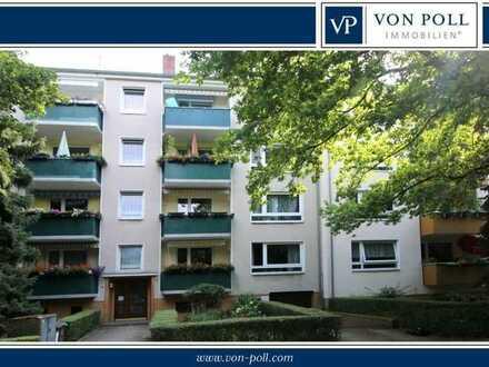 4-Zimmer Eigentumswohnung mit Garage an der Döhrener Leinemasch