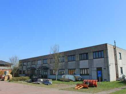 Bürogebäude im Gewerbegebiet - Umbau nach Mietervorstellungen!!!