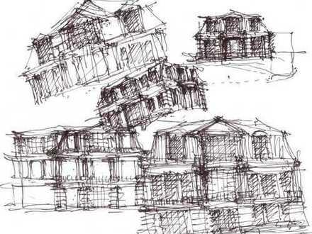 Neubau Luxusvilla für die höchsten Ansprüche in Bestlage mit Blick auf Aschaffenburg