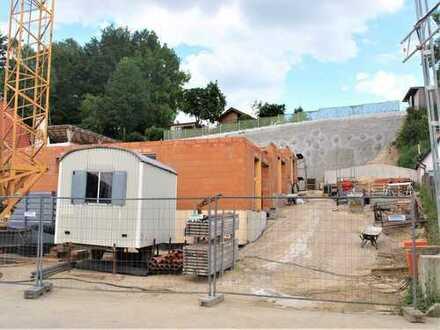 Die Bauarbeiten haben bereits begonnen!! Sonniges Wohnen im Herzen der Hallertau - Neubau-REH-KfW-55