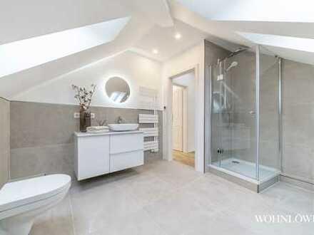 Erstbezug - Luxuriöse Maisonette-Wohnung im Herzen Hannovers