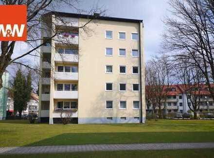 Großzügige 2 Zimmerwohnung in zentraler Lage von Kirchseeon