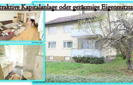 **2-3 Familienhaus mit Potenzial in ruhiger Wohnsiedlung**