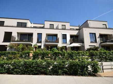 Exklusive Neubau-Wohnung mit großer Terrasse in Horn