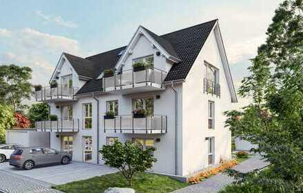 Moderne Erdgeschosswohnung in bester Lage !