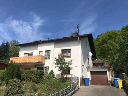 Kempfenbrunn: sehr schöne und helle 4 Zimmer ETW, teilmöbliert und eigenem Garten.......