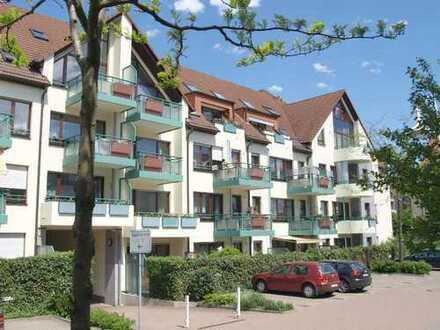 **Gemütliches 1 Zimmer-Apartment mit sonnigem Balkon**