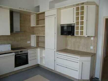 4-R-Wohnung mit FB-Heizung, Wohnküche incl. EBK, Balkon, Gäste-WC, ASR, Aufzug