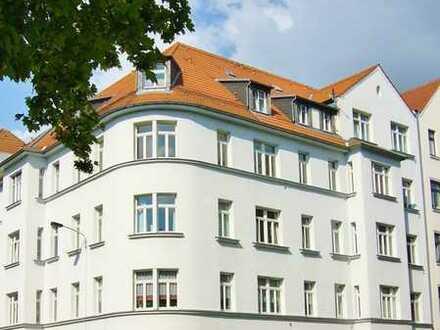 Familienwohnung in Sellerhausen! 3-Rwhg. mit Balkon im sanierten Altbau