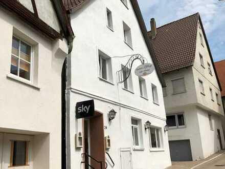 Teilrenoviertes Gasthaus - im Zentrum Riedlingens