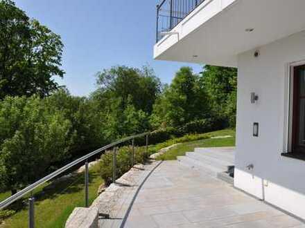 WOHNEN - wo andere URLAUB machen - Komfort-Maisonette-WHG mit Alpenblick - 82335 BERG