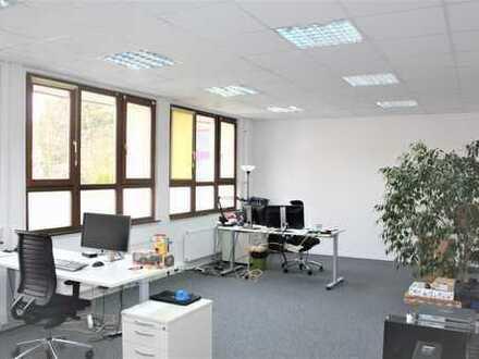 Helle Büro- oder Praxisräume mit guter Verkehrsanbindung und Erweiterungsflächen