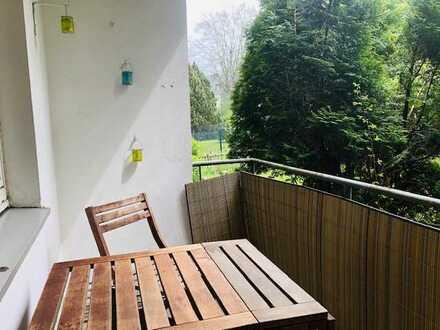 *QUADRATISCH-PRAKTISCH-WOHNEN! 2,5-Zi.-Wohnung mit Balkon, inkl. Einbauküche, Styrumerstraße, E-West
