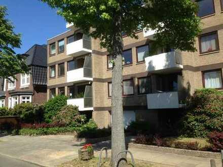 Hochwertige 3-Zimmer-Wohnung mit Balkon und Einbauküche in Schwachhausen/Geteviertel