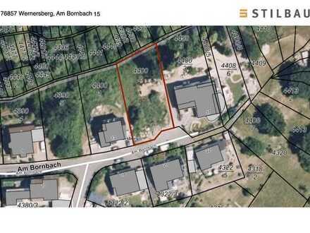 STILBAU bietet an: Provisionsfreies wunderschönes Baugrundstück in Wernersberg
