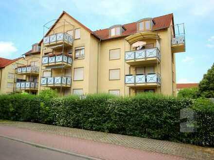 3-Raum Wohnung am Geiseltalsee für Kapitalanleger!