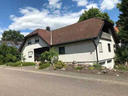 2 Familienhaus, incl. kleiner ELW, großzügiger Garten in St. Ingbert-Hassel