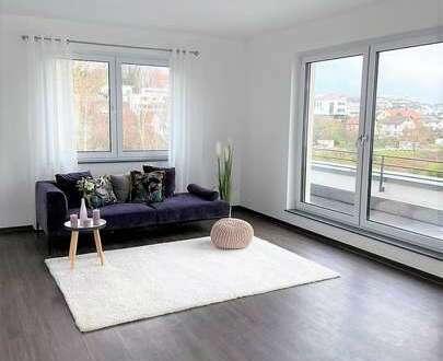 3,5 Zi.-Penthouse-Wohnung mit Dachterrasse, Erstbezug