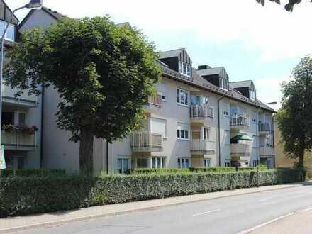 Wahlweise 3- oder 4-Zimmer-Erdgeschoßwohnung mit Terrasse