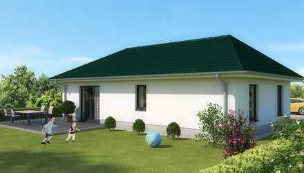 Neubau eines Einfamilienhauses im Bungalowstil in Boddennähe…