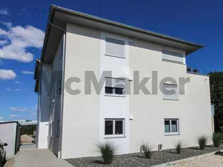 Moderner Wohncharakter in idyllischer Lage: Neuwertige 2-Zi.-ETW mit großer Terrasse in Unterroth