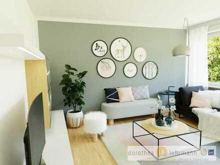 Nähe Universität in grüner Wohnlage - super für eine Familie oder eine Wohngemeinschaft