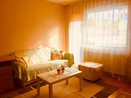 Vollmöblierte 2-Zi.-Wohnung in Frankfurt ab sofort zu vermieten/Fully furnished flat (EXPATS!)