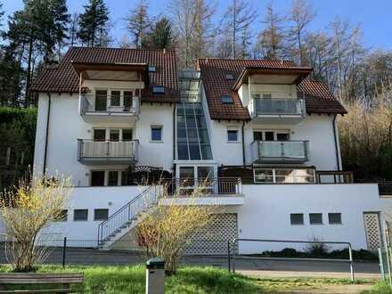 Schöne 2-Raum-Wohnung mit Balkon in Weinheim - provisionsfrei