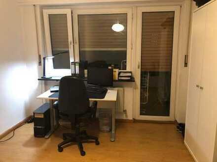 möbliertes WG-Zimmer Mannheim in den Quadraten (befristet)