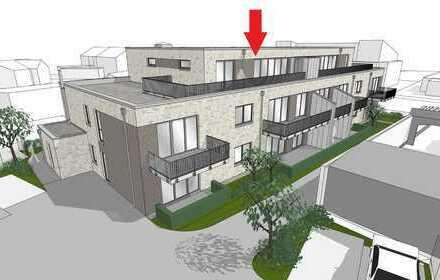 3-Zimmer-Neubauwohnung mit schöner, großer Dachterrasse (Whg. 12)