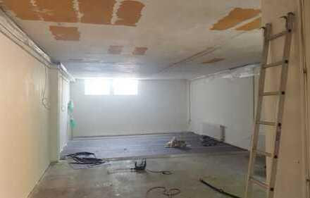 Halle ca. 120 m² Nutzfläche mit seperater Zufahrt
