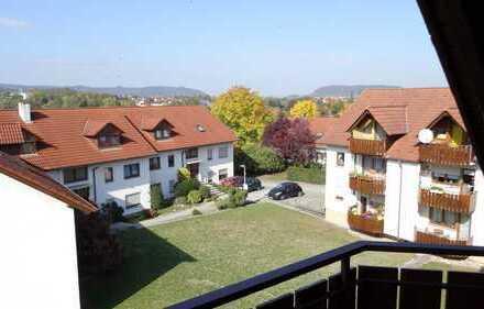 Große 3-Zimmer Dachgeschosswohnung mit 3 Balkons