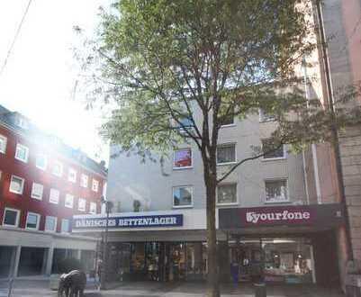 Mitten im Zentrum von Wuppertal-Barmen: Ladenlokal in der Fußgängerzone in 1 A-Lage!!