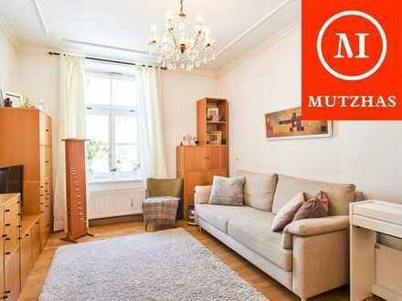 MUTZHAS – Traumhafte 2,5-Zi-Altbauwohnung am Rosenheimer Platz