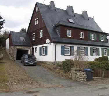 Altes Zollhaus in Bad Brambach