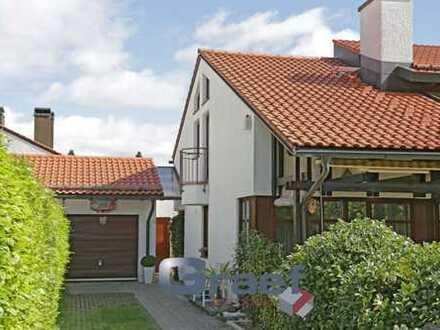 Möbliert auf Zeit - Großzügige Doppelhaushälfte in ruhiger & schöner Wohnlage Krailling