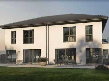 Zweiraumhaus - ein Wohlfühlhaus für große Familien mit Grundstücksservice für OKAL Kunden