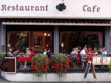 Direkt am Rhein | Hotel mit Restaurant und Terrasse