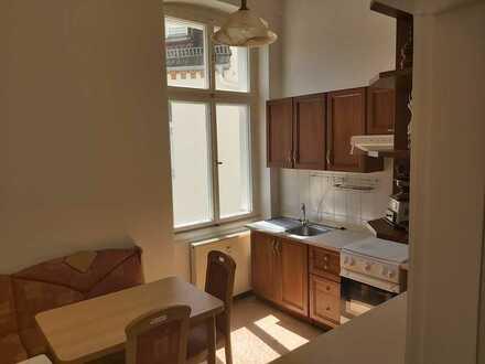 Bild_Helle, gemütliche, ruhige Wohnung - Einbauküche - Zentrum - Kleistpark - auch gut für 2er-WG